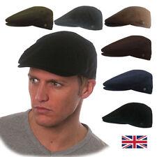 Unbranded Flat Cap Solid Hats for Men