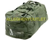 Us Military Improved Duffel Bag Deployment Duffle Flight Sea Bag Od Vgc