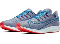 Nike Air Zoom Pegasus 36 JDI Blue Size 9 US Mens Athletic Running Shoes Sneaker