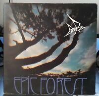 Rare Bird Epic Forest  UK vinyl LP album record 2442101 POLYDOR 1972