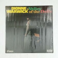 Dionne Warwick Valley Of The Dolls Sps568 Lp Vinyl Vg+ near + Cover Shrink