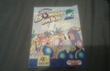 super bomberman 2 snes super nintendo player mini guide fra