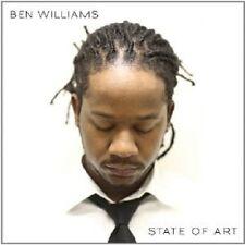 "Ben williams ""state of art"" CD NEUF"
