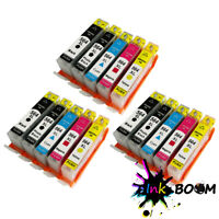 15 Ink Cartridge replace for HP 564XL Photosmart 5510 6510 6520 7510 7525 5520