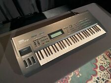 Yamaha SY-77 Music Workstation Synthesizer Keyboard -good working condition!