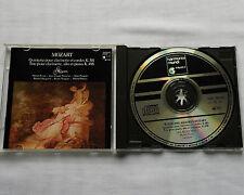 PASQUIER-PORTAL-PENNETIER../MOZART Quintet K581-Trio K498 GERMANY CD HMC 901118