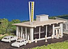 Kit Construccion Escala Ho Drive-In Hamburger Soporte 45434 Neu