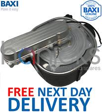 BAXI gaz de rechange principal échangeur de chaleur avec Brûleur Part No 720783401-Authentique