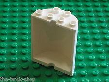 LEGO White cylinder 6259 - 6218 / set 10189 21015 60109 75098 75172 9495 75138..