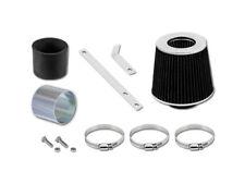 For 03-06 KIA Sorento LX EX GSP Black Short Ram Air Intake Kit + Filter