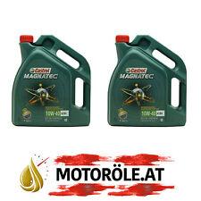 10 (2x5) Liter CASTROL MAGNATEC 10W-40 A3/B4 MOTORÖL MOTOREN-ÖL