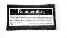 Remineraliser Mineral Rock Dust Organic Plant Vegetable Garden Fertiliser 200g