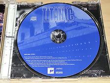 TITANIC OST JAPAN GENUINE AUDIO CD USATO OTTIMO VERSIONE GIAPPONESE VBCJ 52999