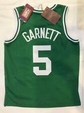 Kevin Garnett Boston Celtics Youth Kids Small Mitchell & Ness Swingman Jersey