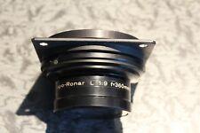 objectif rodenstock klimsch apo-ronar L.1:9 f= 360 mm / 14in