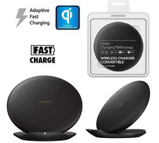 For Samsung Galaxy S8 / Note 8 Original Fast Qi Wireless Charger Convertible Pad