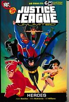 Justice League Unlimited Heroes Collects #23-29 DC Comics TPB Paperback
