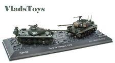 World of Tanks 1/72 Battle for Dong Ha M41A3 Walker Bulldog Vs Type 59 SCWT04