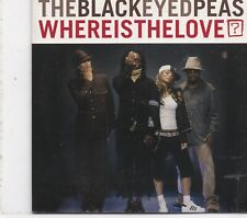 The Black Eyed Peas-Where Is The Love cd single