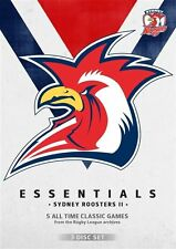 NRL - Essentials - Sydney Roosters II (DVD, 2015, 3-Disc Set)