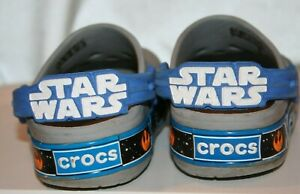 CROCS 10 Kids' Crocs Lights Star Wars Kids Crocs