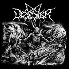 DESASTER - The Arts Of Destruction  [Ltd.CD+DVD] DCD