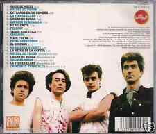 RARE 70s 80'S CDs+booklet LOS CARDIACOS 1979-82 salid de noche EXPRESO BENGALA