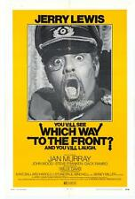 Which Way To The Front (DVD) JERRY LEWIS