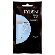 CINA BLU DYLON lavaggio a mano tessuto vestiti tinta 50g colore permanente