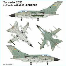 Arsenal-M HO scale PANAVIA TORNADO ECR - Jagdbombergeschwader Lechfeld 32 kit