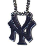 New York Yankees Necklace w/Pendant