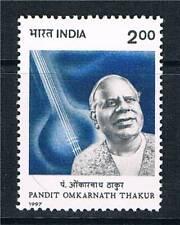 India 1997 Pandit Thakur SG 1717 MNH