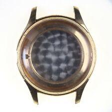 AS 1002 / Nicolet W: Cassa placcata - Golden case (36,90 mm - dial max 31,80 mm)