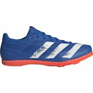 Track & Field Kids Trainers adidas Spikes Allroundstar Blue Running Sports