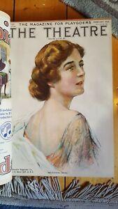 Rare February 1914 The Theatre w/ Alexandra Carlise cover