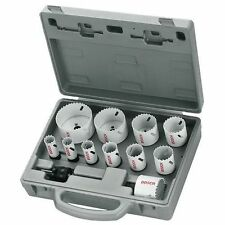 Bosch 2608584667 14 Pcs Progressor Hole Saw Set