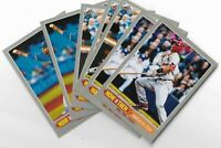 2019 Topps Heritage High Number Now and Then Insert U Pick from List 1-15