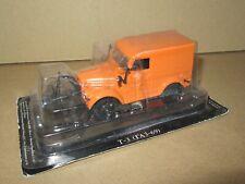 382p de agostini 69 t3 gas china snow hunt 1960 orange 1:43 new + box