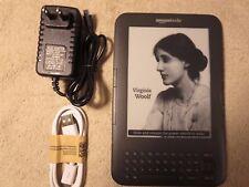 Amazon Kindle Keyboard 3rd Gen Wi-Fi 6