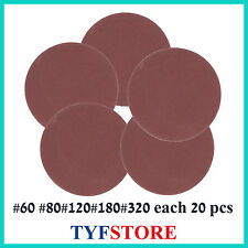 Mix set 7 inch (180mm) Sanding Disc Sanding Pad Polishing Pad Sandpaper 100pcs