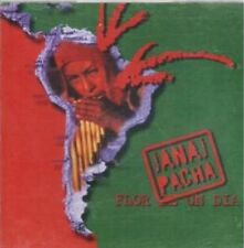 Janaj Pacha - Flor de Un Dia CD Music From The Andes South America Folk World