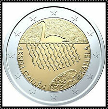 2 EURO *** Finland 2015 *** Akseli Gallen-Kallela *** Finlande 2015 !!!