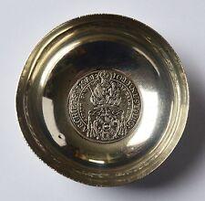 Münzschale Silberschale 900 Silber Münze Österreich Taler 1708 v Thun Hohenstein