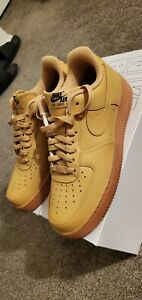 Size 9.5 - Nike Air Force 1 Low brown nike by you