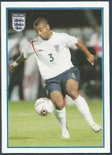 MERLIN-ENGLAND 2006 WORLD CUP- #061-ENGLAND & CHELSEA-ASHLEY COLE ON THE BALL