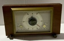 Antique Airguide Barometer By Airguide Instrument Company Chicago