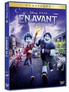 """DVD """"EN AVANT""""  DISNEY  N° 125     NEUF SOUS BLISTER"""