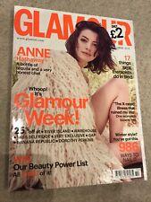 *ANNE HATHAWAY - UK GLAMOUR MAGAZINE 2015 - EXCELLENT CONDITION*