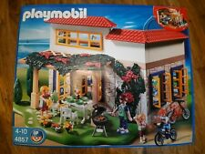 Playmobil Summer House Toy House and Figures