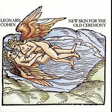Leonard Cohen - New Skin For The Old Ceremony 180g vinyl LP NEW/SEALED